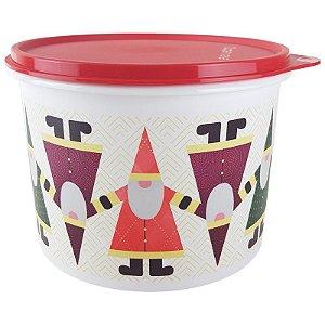Tupperware Caixa Natalina 2,4 litros