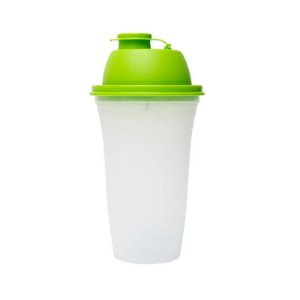 Tupperware Quick Shake II 500ml Tampa Verde