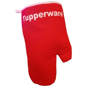 Tupperware Luva de Pano Vermelha