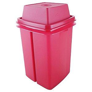 Tupperware Serve Conserva 1,2 litro Vermelho Escuro