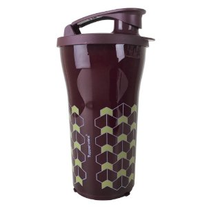 Tupperware Copo com Bico Ilúmina 800ml Bordo