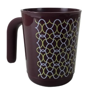 Tupperware Caneca Ilúmina 350ml Bordo