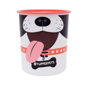 Tupperware Super Instantânea Slim 3 Tupper Pets 3,3 Litros