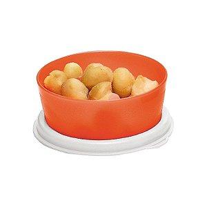 Tupperware Mini Snack Cup 70ml Laranja Neon