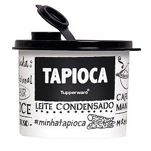 Tupperware Redondinha com Bico Dosador Tapioca 300g PB