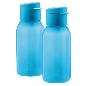 Tupperware Eco Tupper Plus 350ml Azul kit 2 Peças