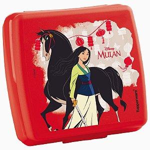Tupperware Porta Sanduíche Mulan