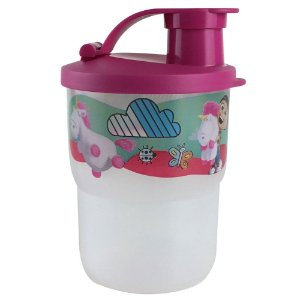 Tupperware Copo Colors com Bico Fluffy 225ml