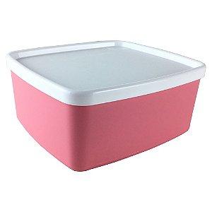 Tupperware Jeitosinho Rosa Quartzo 400ml