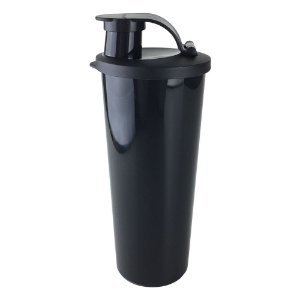 Tupperware Copo com Bico 470ml Preto