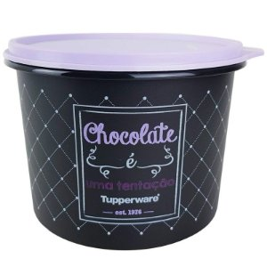 Tupperware Caixa Chocolate Bistrô 1,3kg