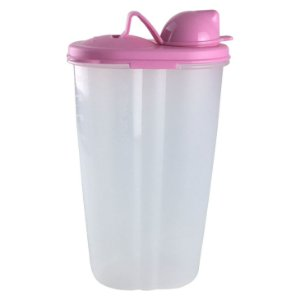 Tupperware Quick Dispenser 600ml Rosa