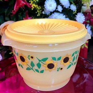 Tupperware Tigela Sensação 600ml Girassol