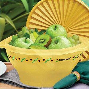 Tupperware Tigela Sensação 4 litros Girassol