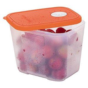 Tupperware Freezertime 1 litro Laranja