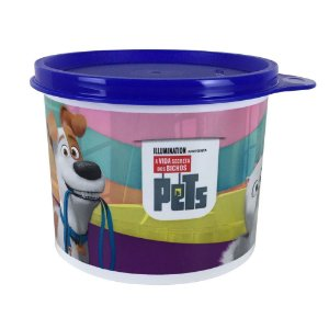 Tupperware Redondinha Pets 500ml