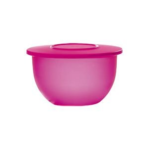 Tupperware Tigela Murano 2,5 litros Rosa