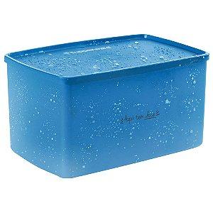 Tupperware Espaçosa Doce 3 Litros Azul