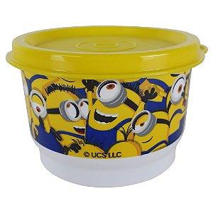 Tupperware Potinho Minions 140ml Amarelo