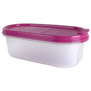 Tupperware Modular Oval Dispenser 500ml Rosa