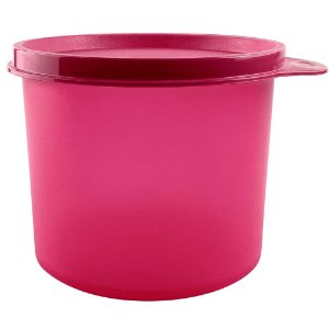 Tupperware Redondinha 500ml Rosa