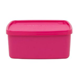 Tupperware Jeitosinho Pink 500ml Freezer
