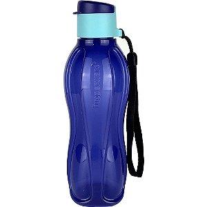 Garrafa Tupperware Eco Tupper Plus 500ml Azul Íris