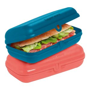 Tupperware Snack Grande Kit 2 Peças