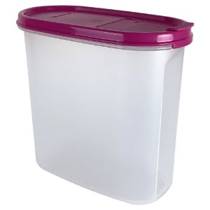 Tupperware Modular Oval Dispenser 1,7 litro Rosa