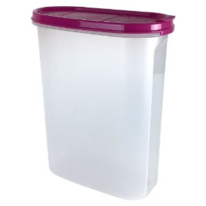 Tupperware Modular Oval Dispenser 2,3 litros Rosa