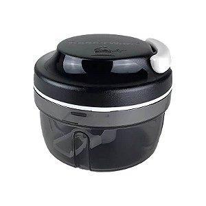 Tupperware Turbo Chef Preto 300ml