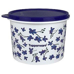 Tupperware Caixa Florida 1,7 Litro Azul