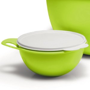 Tupperware Tigela Mini Criativa Tropical 1,4 Litros Verde