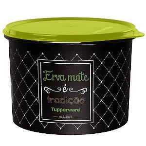Tupperware Caixa Erva Mate Bistrô 600g