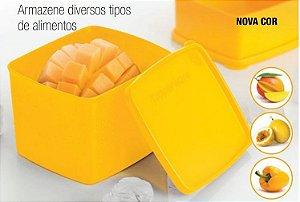 Tupperware Jeitoso Maracujá 900ml Amarelo