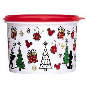 Tupperware Caixa Natal Mickey 2,4 Litros