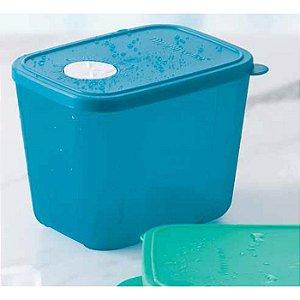 Tupperware Freezertime 1 litro Azul Escuro