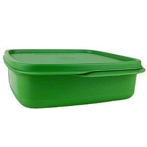 Tupperware Basic Line com Divisórias 550ml Verde