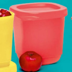 Tupperware Refri Line Mini 110ml Coral