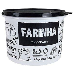 Tupperware Caixa Farinha PB Fun 1,8 kg