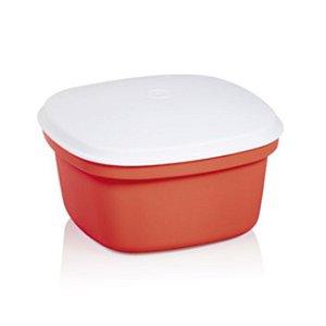 Tupperware Travessa Quadrada Actualité 2,5 litros Coral
