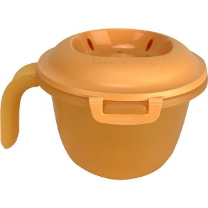 Tupperware Micro Arroz 550ml Amarelo