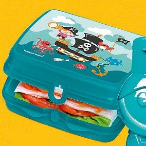 Tupperware Porta Sanduíche Pirata