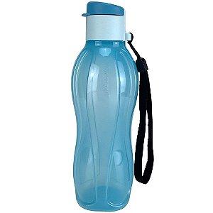 Garrafa Tupperware Eco Tupper Plus Cool Aqua 500ml Azul