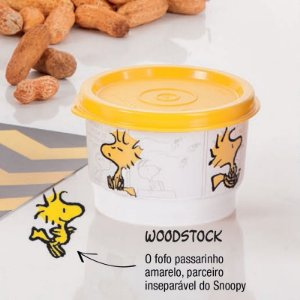 Tupperware Potinho WoodStock 140 ml