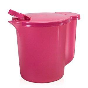 Tupperware Jarra para Aquecer no Micro-ondas 1 litro Rosa