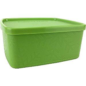 Tupperware Jeitosinho Neve 400ml Verde