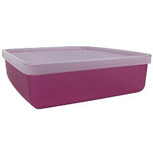 Tupperware Refri Box 400ml Rosa Fuchsia