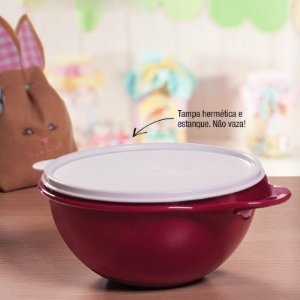 Tupperware Mini Criativa Marsala 1,4 litros
