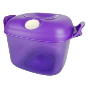 Tupperware Cristal Pop 1,9 litros Roxo